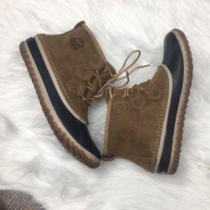Sorel Rain Duck Boots